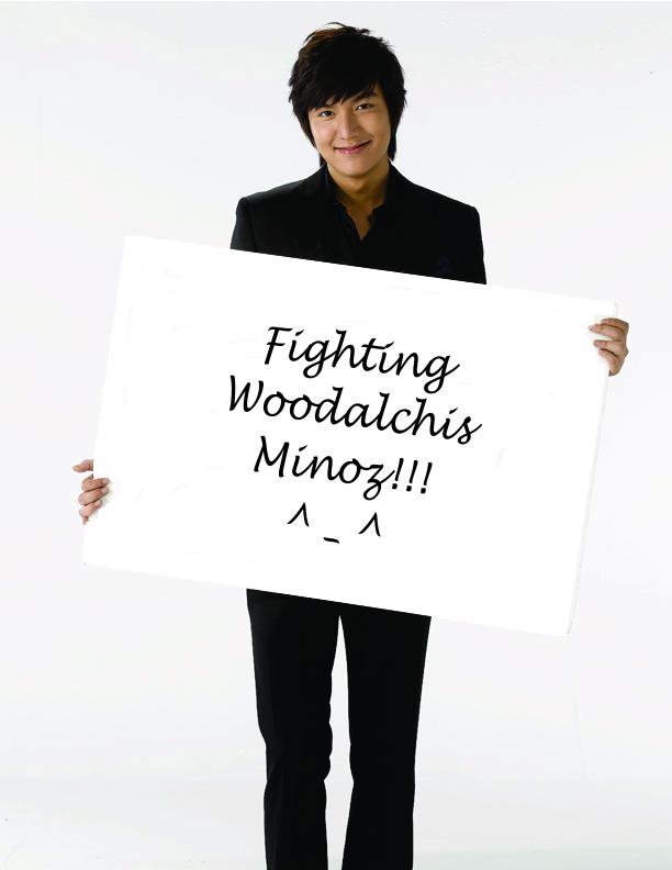 Fighting Woodalchis!!